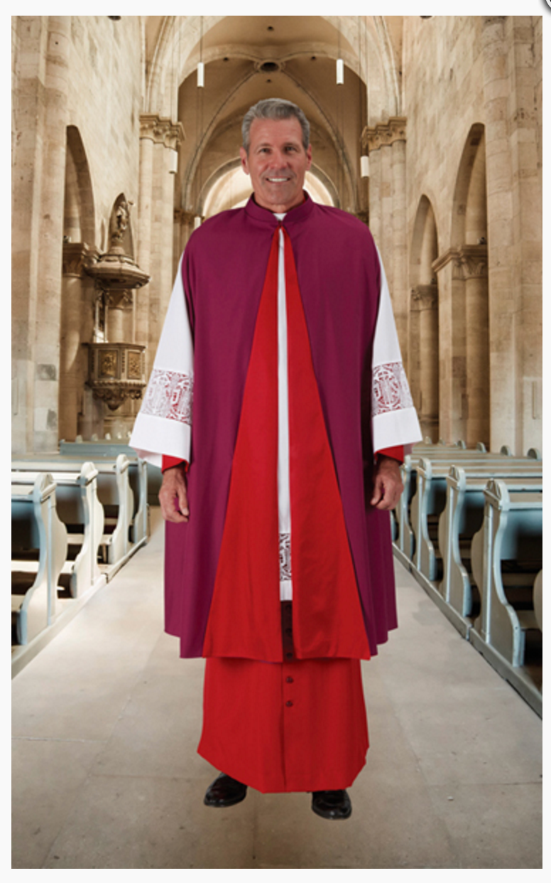 R.J. Toomey Apparel – Religious Vestments & Clergy Attire
