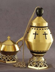 Censer / Thurible / Stands