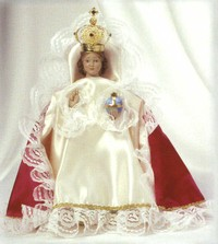 Jesus / Infant of Prague