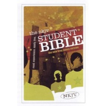 The New King James Version Student Bible