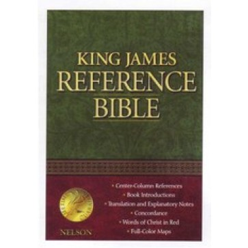 King James Reference Bible