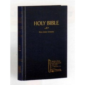 King James Version Drill Bible