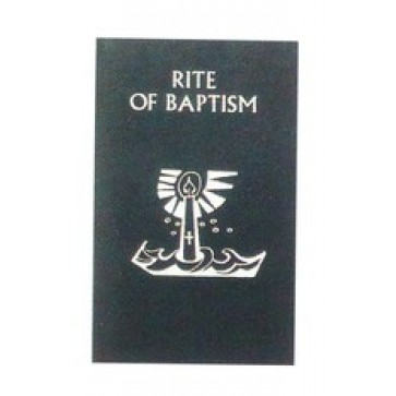Rite of Baptism Booklet