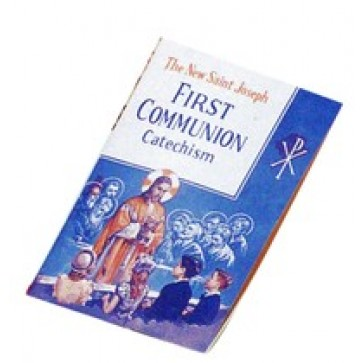 St. Joseph First Communion Catechism