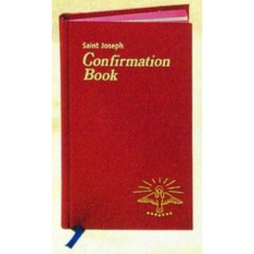 St. Joseph Confirmation Book