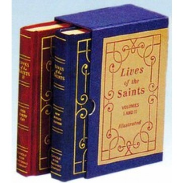 Lives of the Saints Two Volume Boxed Set