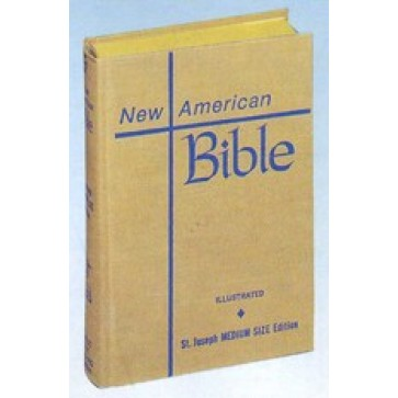 New American Bible Medium Size Student Edition
