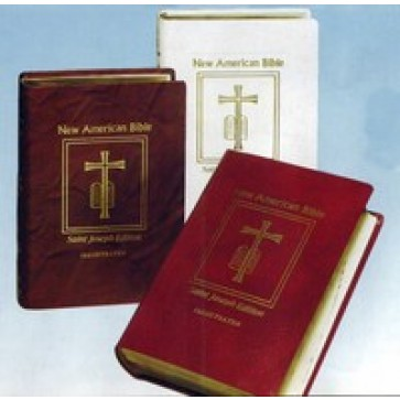New American Bible Mediuim Size Deluxe Edition