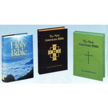 New American Bible Deluxe Student Edition