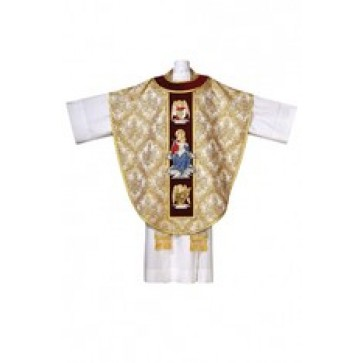 God the Father Gothic Chasuble