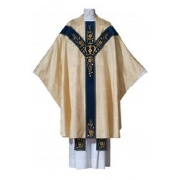 Our Lady Gothic Vestment from Arte Grosse