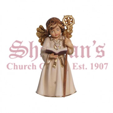 Bell Angel Standing-For Confirmation
