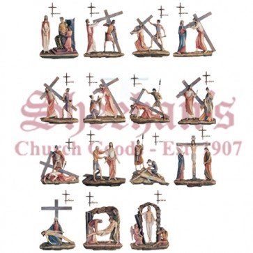14 Stations Of The Crosses