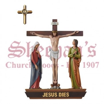 Stations Of The Cross, 14