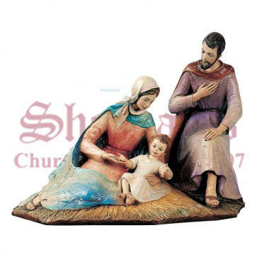 Holy Family By Sr.Angelica