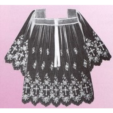 Embroidered Surplice