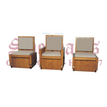 Set Of Chairs For Celebrants