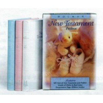 KJV Baby's New Testament With Psalms