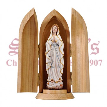 New Our Lady of Lourdes in Nische