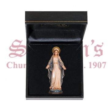 Our Lady of Grace Mini in Case from Italy