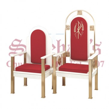 Sanctuary Chairs of Bronze