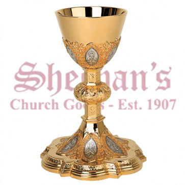 The Apostles Chalice and Scale Paten