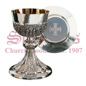 The Byzantine Chalice and Dish Paten