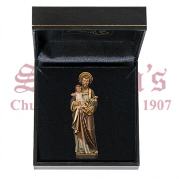 Joseph with Child with Gift Case