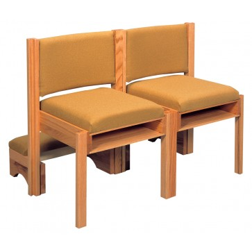 Positive Locking Full Back Chair
