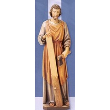 Joseph the Worker Statue for Outdoor and Indoor Use