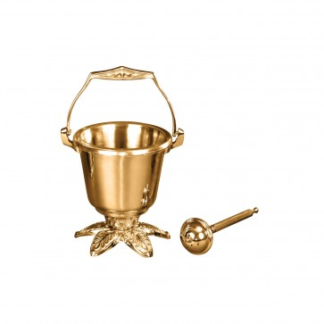 Beautifully Design Holy Water Pot and Sprinkler