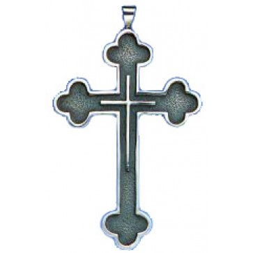 Pectoral Cross with Budded Ends