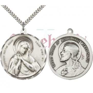 Blessed Virgin Medals