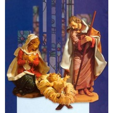 "Fontanini 50"" Nativity Holy Family"