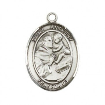 St. Anthony of Padua Large Pendant