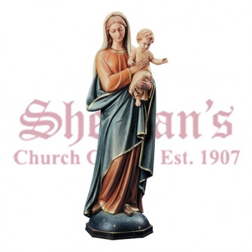 Our Lady and Child Life Size Statue
