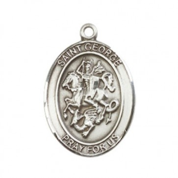 St. George Large Pendant