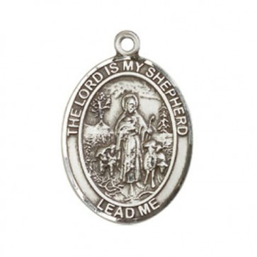 Lord Is My Shepherd Large Pendant