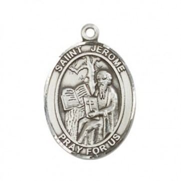St. Jerome Large Pendant