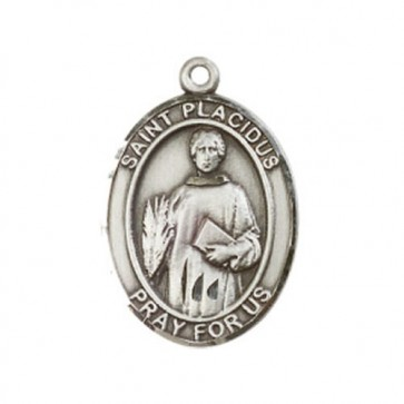 St. Placidus Large Pendant