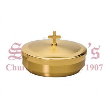 Gold Plated Bread Box