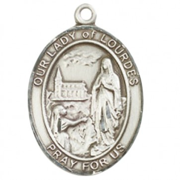 O/L of Lourdes Large Pendant