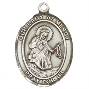 O/L of Mercy Large Pendant