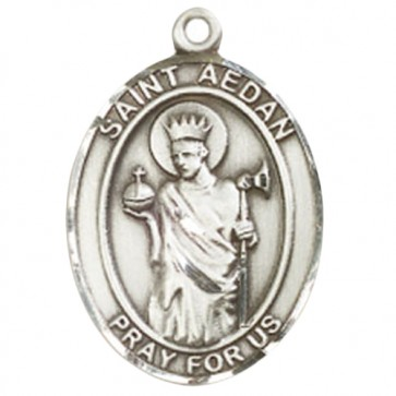 St. Aedan of Ferns Large Pendant