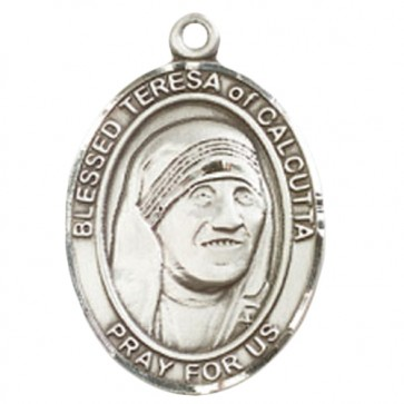 Blessed Teresa of Calcutta Large Pendant