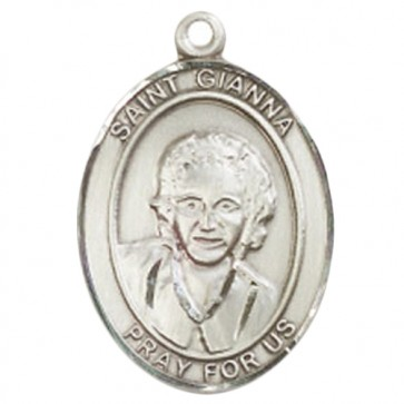 St. Gianna Large Pendant