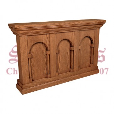 Gorgeous Altar with fine carved appeal