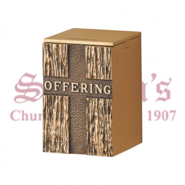 Offering Box For Wall Mounting