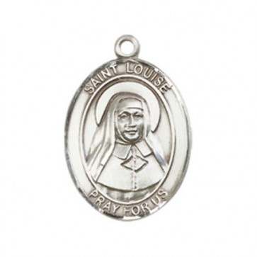 St. Louise de Marillac Medium Pendant