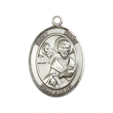 St. Mark the Evangelist Medium Pendant
